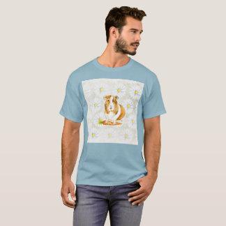 T-shirt rare de hamster de Furball d'aquarelle