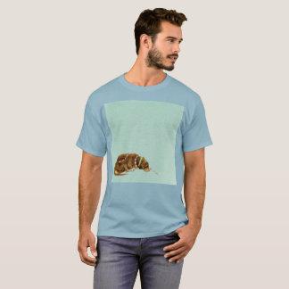 T-shirt rare de jour de chien de Perro d'aquarelle