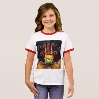 T-shirt Ras-de-cou 0,000 Flyball Flamz : C'est une chose de chien de