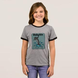 T-shirt Ras-de-cou Limande de dauphin
