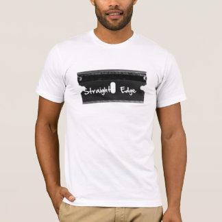 T-shirt Rasoir droit de bord