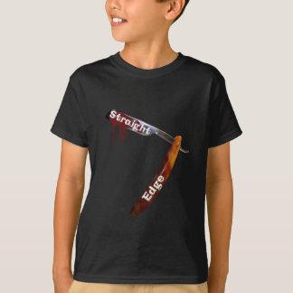 T-shirt Rasoir droit de bord droit