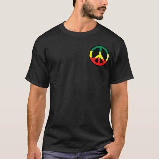 T-shirt Rasta_Peace