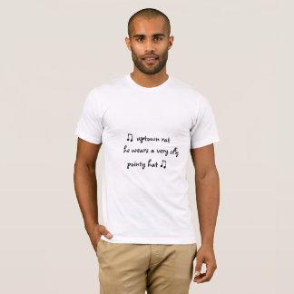 T-shirt Rat de la ville haute