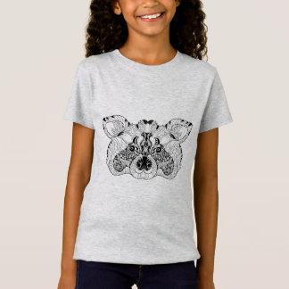 T-Shirt Raton laveur inspiré