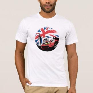 T-shirt Raton laveur sur mini à Londres