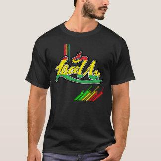 T-shirt Ratsa à lacets