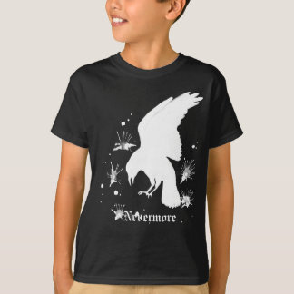 T-shirt Raven plus jamais