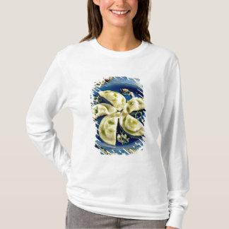 T-shirt Ravioles avec le d'Auvergne de Bleu pour l'usage