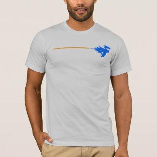 T-shirt Raygun
