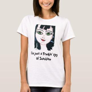 T-shirt Rayon de Freakin de soleil