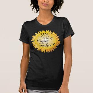 T-shirt Rayon de Friggin de soleil