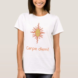 T-shirt Rayon de soleil, diem de Carpe !