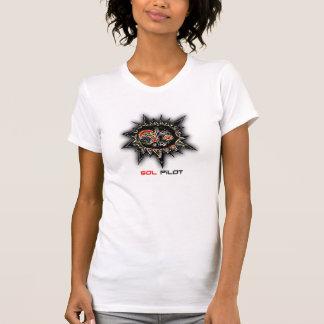 T-shirt Rayon de soleil pilote de solénoïde (aucune