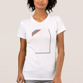 T-shirt Rayure de Salinger