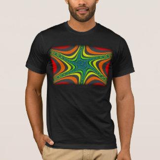 T-shirt Rayures folles de zèbre dans divers couleurs et