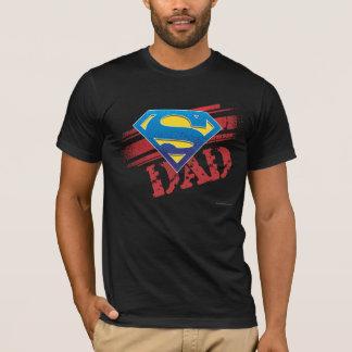 T-shirt Rayures superbes de papa