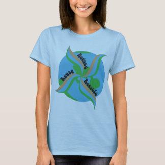 T-shirt Re-duce-utilisation-cycle