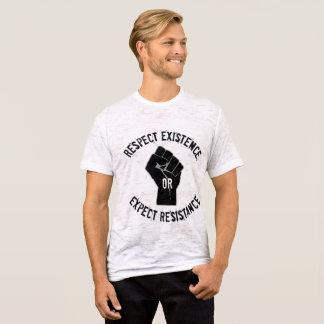 T-shirt RE/EX résistent à la pièce en t, double face