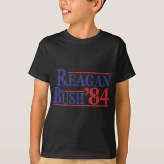 T-SHIRT REAGAN-BUSH-84