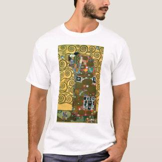 T-shirt Réalisation aka l'étreinte par Gustav Klimt