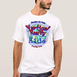 T-shirt Réalité verticale