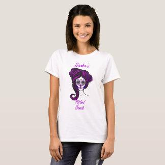 T-shirt rebelle d'âmes