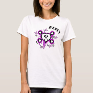T-shirt Rebelle de KCPM