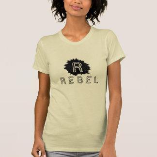 T-shirt REBELLE du Jersey de femmes