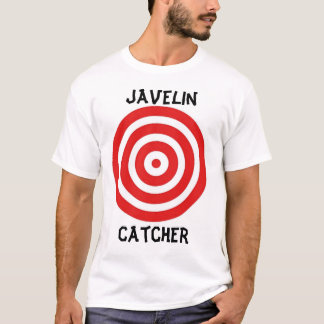 T-shirt Receveur de javelot
