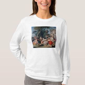 T-shirt Receveurs d'oiseau