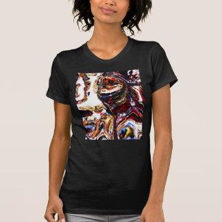"""T-shirt """"Recherchant"""" le dessus de l'art des femmes"""