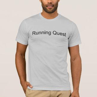 T-shirt Recherche courante