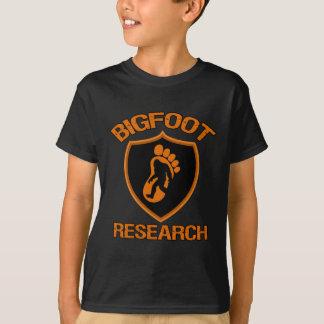T-shirt Recherche de Bigfoot