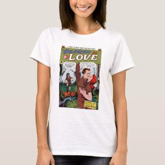 T-shirt Recherche de tee - shirt de l'amour #2