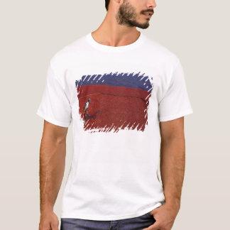 T-shirt Récolte de canneberge, Middleboro, mA, Etats-Unis