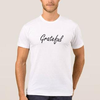 T-shirt reconnaissant