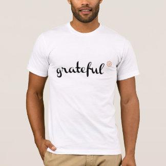 T-shirt reconnaissant - hommes