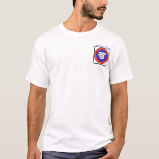 T-shirt Records© entièrement focalisé