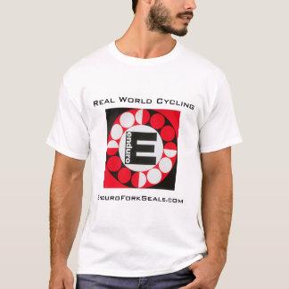 T-shirt Recyclage de monde réel