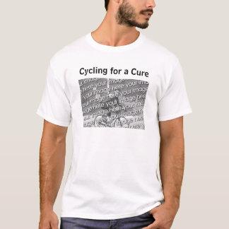 T-shirt Recyclage pour un traitement