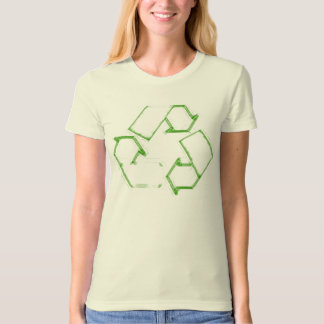 T-SHIRT RECYCLE/LIVE AMICAL
