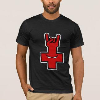 T-shirt red cross