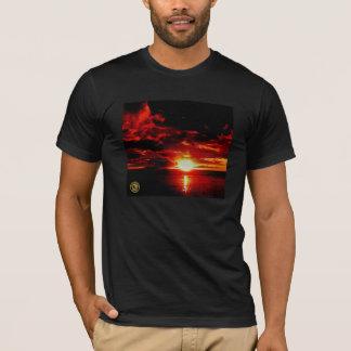 T-shirt Red Eye à T des hommes d'Oahu