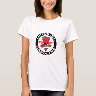 T-shirt Red Hat