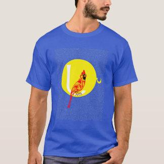 T-shirt Redbird cherokee - la fille du Sun