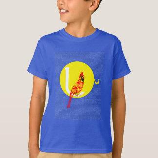 T-shirt Redbird cherokee - la fille du Sun (enfants)