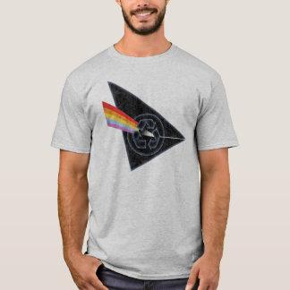 T-shirt Réduisez, réfractez, réutilisez