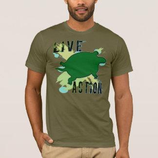 T-shirt Réel