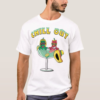 T-shirt refroidissez